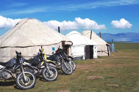 Tours » SilkOffRoad Motorcycle Tours and rent in Kazakhstan